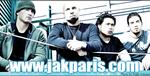 JAK PARIS band