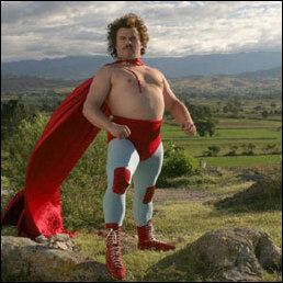 Essay on nacho libre