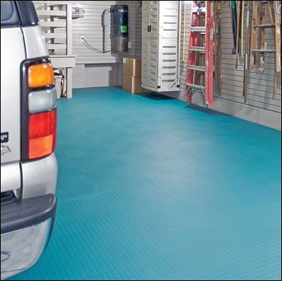 Tuff Seal Garage Flooring Announced By Flooring Adventures