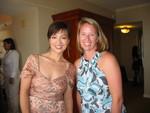 Founder Rachel Zinny & Ming-Na