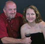 Vince and Alison, Founders of Luminary Consultants