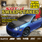 Ekset Apparel SRT-4 Sweepstakes