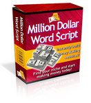 The Million Dollar Word Script