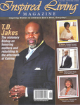 "Inspired Living Magazine Featuring ""Ty Adams"""