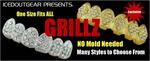 Grillz & Gold Teeth Now Available @ IcedOutGear