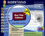 Purchase Cartoons with a Click