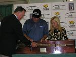 Spirit of the Warrior Award Presented to Phil Mickelson