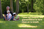 Clean Air for our Children and Grandchildren