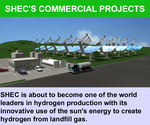 SHECs Commercial Projects