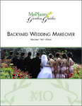 Cover: Backyard Wedding Makeover e-book