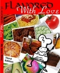 FLAVORED WITH LOVE Story Cookbook