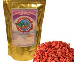 Goji Berries in a new foil packing