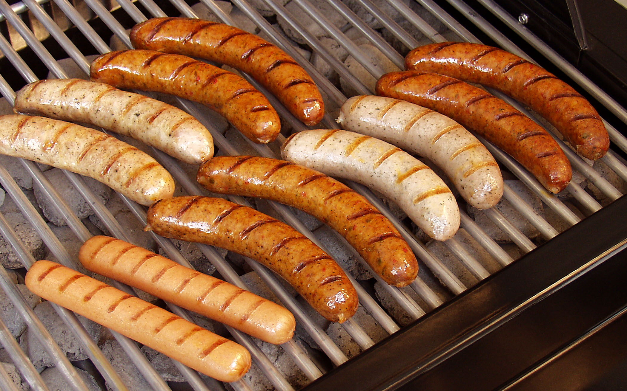 Best Hot Dogs On The Grill