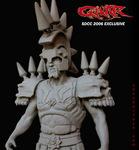 Beefcake GWAR figure exclusive