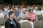 Audience Response to Col. Weinstein's Men's Health Keynote