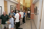 Guests Awaiting Health Screening at South Miami Hospital