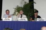 Expert Panel, Lt. Col. Bob Weinstein, Dr. Richard Levitt, and Dr. Alberto Mitrani