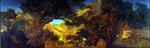 """Maxfield Parrish's """"Dream Garden"""""""