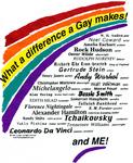 New T-shirt Design Spotlights 27 Gay Icons