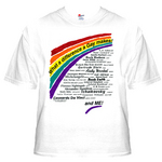 New T-shirt Celebrates 1,000 years of Gay History