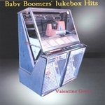 """Valentine Green's """"Baby Boomers' Jukebox Hits"""" CD cover"""