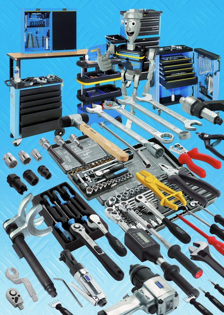 Auto mechanic tools names