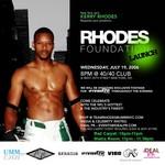 RHODES FOundation Launch Evite