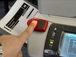 SecureJet Auth-FingerPrint 5.0 for hp LaserJet 4345mfp