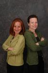 Judith Matz and Ellen Frankel