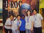 J-ROC with Al Snyder Boys & Girls Club staff.