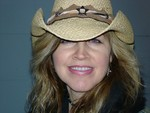 Alternative Country Artist Judy Wright in 2006
