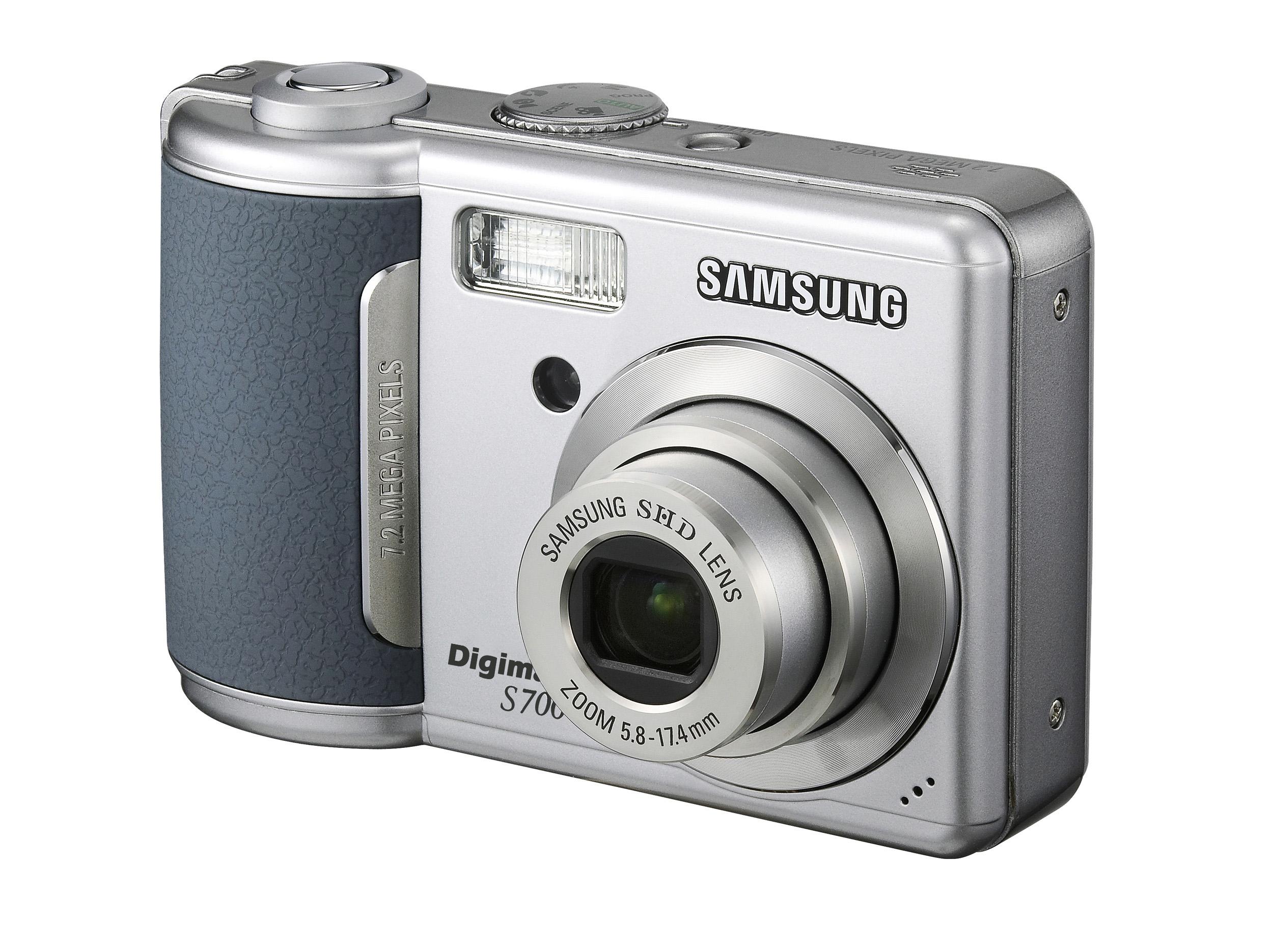 Samsung techwin <Digimax S700 / Kenox S700 / Digimax Cyber 730>