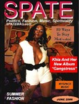 June Issue of SPATE magazine