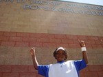J-ROC points up to Boys & Girls CLub name.