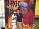 J-ROC with Mr. Minh Lou of Pasadena BGC.