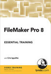 FileMaker Pro 8 Essential Training- now available!