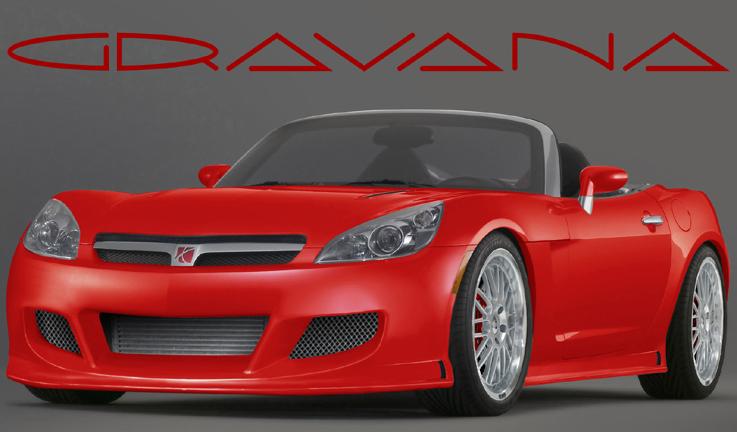 General Motors Awards Saturn Sky Project To Gravana Tuning