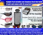 Wholesale Sunglasses Starter Pack