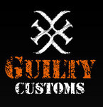 Guilty Customs Logo with Celtic symbol