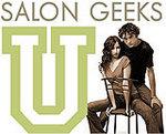 "Salon Geeks ""U"" Logo"