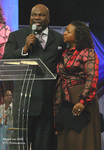 Bishop T.D. Jakes and First Lady Mrs. Serita Jakes