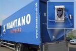 Brantano using Unisto re-usable electronic seals