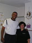 Doc Rivers and Monica Reno