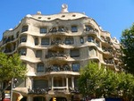 La Pedrera, 5 minutes walk from our school