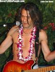 Eddie Van Halen Doing What He Does Best