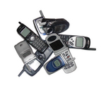 Image of several cell phones