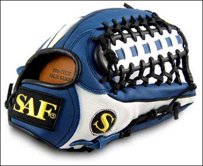 Titan 1100 Baseball Glove - Blue- Easton-Fitness & Sports-Baseball