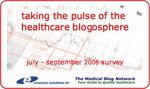 Taking The Pulse Of The Healthcare Blogosphere Logo