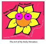 Baby Monster Sun Flower