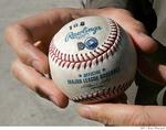 Barry Bonds Home Run Ball 715